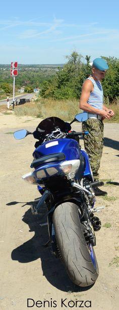 Sexy back Suzuki GSX-R k7 & Boy #moto #sportbike #solder #army #tactical #weapon #motogp #rider #russia #instastar #boy #sexy #beauty #specialforces #парень #солдат #байкер #вдв #спецназ #вежливыелюди #армия #мотоцикл #спортбайк #deniskorza #strong #korzagru #звезданстаграма #топютуб #блогер #ютубер #сексуальный #красивый #джиксер #суперспорт #yoshimura #red #future #high #best #feel #body #tatoo #cosplay #nice #great #sex #japan #cool #style #tuning