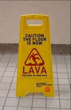 Caution: Floor is lava! This is one of the three best games you played as a child.