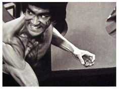 Bruce Lee, my favorite Athlete of all time!!