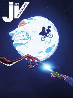 JV#80 par Opreem Illustrations, Movies, Movie Posters, Art, Impressionism, Gaming, Art Background, Films, Illustration
