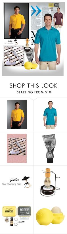 """""""JetSetshop 1"""" by k-lole ❤ liked on Polyvore featuring Men's Society, Eos, men's fashion and menswear"""