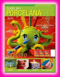REVISTA TODO EN PORCELANA FRIA « Cursos y productos para Porcelana fría Alejandra Gutièrrez