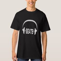 BEATS Men's Tall Hanes T-Shirt - diy cyo customize create your own personalize