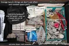 How do you store all your feeding tube supplies? It's great to see everyone's ideas to help better our methods. #PatchworkPeddler
