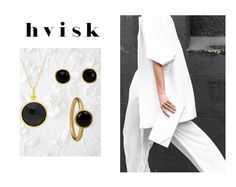 Styling by sofiejunge showing Bubble Ring Black Medium Gold, Bubble Ear Studs Black Medium Gold and Bubble Pendant Black Gold #jewellery #Jewelry #bangles #amulet #dogtag #medallion #choker #charms #Pendant #Earring #EarringBackPeace #EarJacket #EarSticks #Necklace #Earcuff #Bracelet #Minimal #minimalistic #ContemporaryJewellery #zirkonia #Gemstone #JewelleryStone #JewelleryDesign #CreativeJewellery #OxidizedJewellery #gold #silver #rosegold #hoops #armcuff #jewls #jewelleryInspiration…