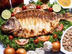 Temperos Para Peixes Fritos, Assados e Grelhados – Receita Toda Hora