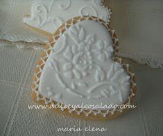 Hoy galletas de boda!!!