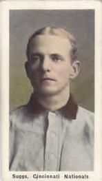 1910-11 Sporting Life M116 #255 George Suggs Front