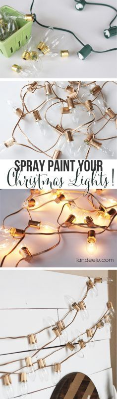 Spray-Paint-Christmas-Lights