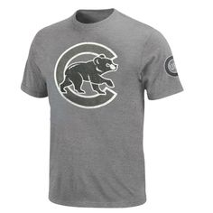 Chicago Cubs Crawling Bear T-Shirt by Wright & Ditson | SportsWorldChicago.com  #ChicagoCubs @Cubs