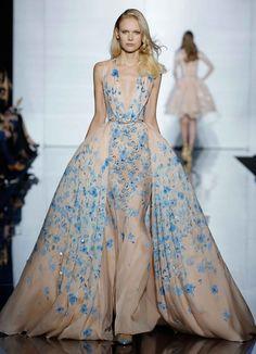 Zuhair Murad - Couture Spring 2015