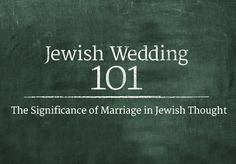 Check out Jewish Wedding Blog's post with all the basics in Jewish Wedding 101!     #jewishweddingblog #jewishwedding #wedding