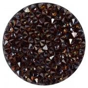 Joya Swarovski Crystal Dark Red:Black