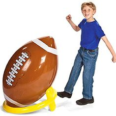 Inflatable Giant Football Tee 1 set -- Find out more about the great product at the image link.Note:It is affiliate link to Amazon.