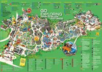 How about the original LEGOLAND in Billund, Denmark? It has a Star Wars miniiand section and over 20 million Lego bricks - imagine that!