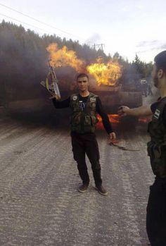 syrian civil war | Syria Civil War: Rebels Recapture Aleppo Neighbourhoods [GRAPHIC ...