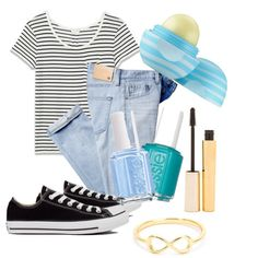 Polyvore outfit for teen girl