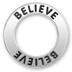 Believe Message Ring