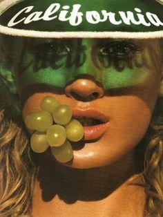ANTIDOTE SUMMER DIARY California Girl, Fruits, Intriguing by Rennio Maifredi