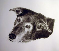 Shadow - 2 x 3 in - James Colter