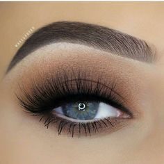 Forget everything else; that's the most beautiful simplest eyebrow!