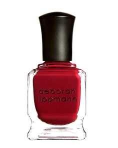 Butter London & Deborah Lippmann are my favourite nail polish brands because they don't contain a lot of harmful chemicals and are high-quality (no chipping after a day or two like many other brands). My favourite colours are nudes or deep tones- could really use a new classic red.