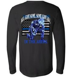 In The Arena Long Sleeve Tee