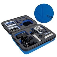 POV Case Small GoPro-Edition blue from S...