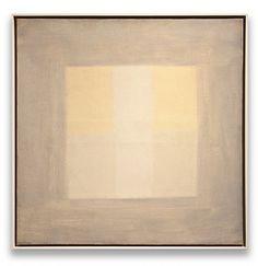 artnet Galleries: Desert Rain by Agnes Martin from Michael Kohn Gallery
