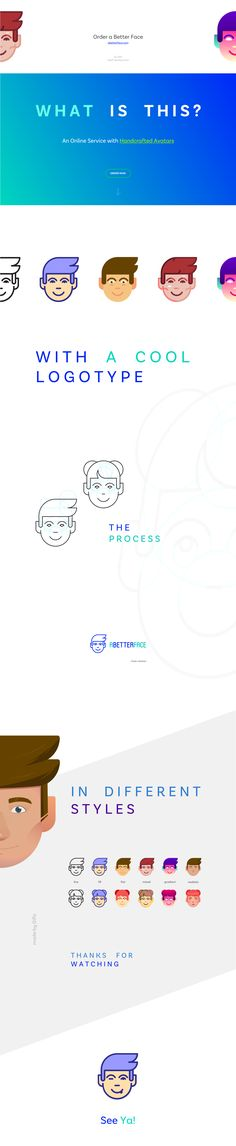 Abetterface - made by difiz.com