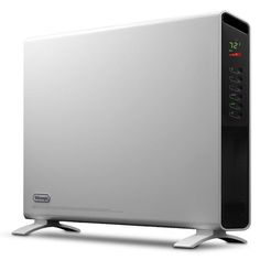 Delonghi Slim Style Wall Mountable Panel Heater with Digital LED Display Control Panel