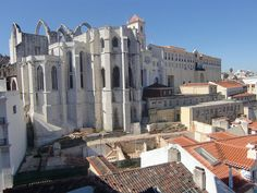 View from the highest point of Santa Justa Lift (Lisbon) | Flickr - Photo Sharing!