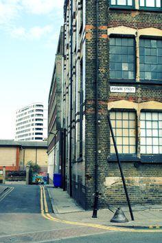 Dalston, architecture #London