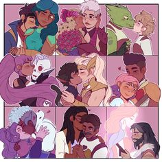 Image Couple, Arte Dc Comics, She Ra Princess Of Power, Film Serie, Owl House, Avatar The Last Airbender, Animes Wallpapers, Cartoon Art, Cute Art