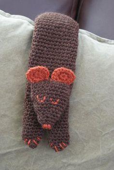 amigurumi called Veltto, a relaxed teddy