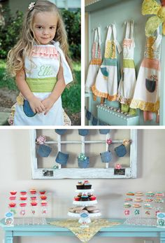 Cute little girl gift idea...I could make this!