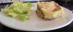 ♥ Mimos de Mãe ♥: Empadão de carne Chocolate, Mashed Potatoes, Cabbage, Vegetables, Ethnic Recipes, Food, Ethnic Food, Whipped Potatoes, Smash Potatoes