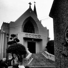 Photo by necserc #yokohama #japan #church