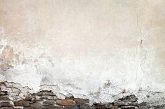 Fotobehang oude stenen muur bij Behangwebshop