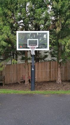 In-Ground Basketball Hoop Installation Service - DC MD VA by Assembled by Any Assembly