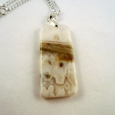 crazy lace Agate Pendant by MountainManCreations on Etsy