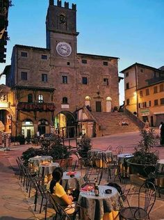 Tuscany  I can see myself sitting here all afternoon being totally inspired so maybe I could finish my new novel