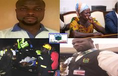 GAS EXPLOSION: HOW NET 2 CAMERAMAN DIED.( PHOTOS)