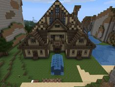 amazing minecraft structures | Anxiously Engaged: Minecraft - A Game For All Players