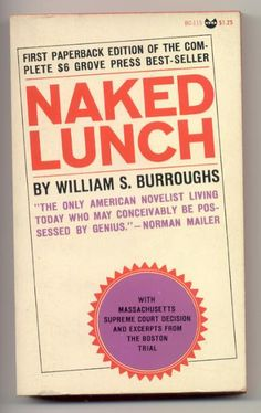 Burroughs, Naked Lunchj