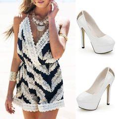 buy popular 133b2 04d1a Amo el   outfit ♡ Les gusta  Y los   zapatos