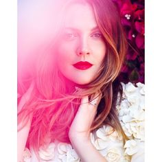 Drew Barrymore Poses for Diego Uchitel in C Magazine ❤ liked on Polyvore featuring people, models, pictures, backgrounds and photos