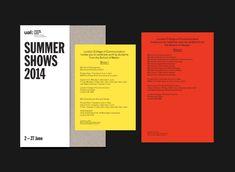 Summer Shows 2014 by Shaz Madani