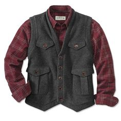 Just found this Mens Wool Vest - Boiled Wool Vest -- Orvis on Orvis.com!