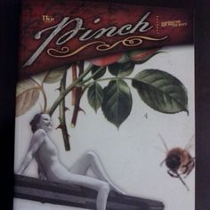 January 8, 2015: This week, the way back machine travels to the spring of 2008. This issue of The Pinch features prose, poetry, artwork, and an interview with Mark Doty